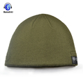 Knit Bluetooth Beanie Winter Hat - Wireless Musical Headphones Speaker Beanies Unisex Unique Christmas Tech Gifts for Men Women