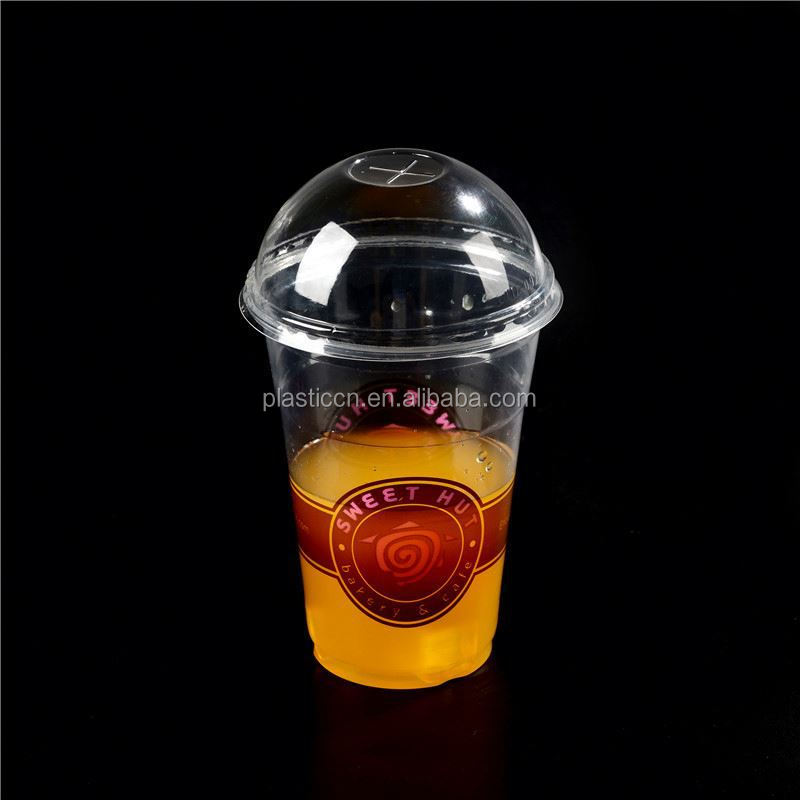 clear 170cc plastic cup/ plastic cup design/ 500ml plastic drink cup