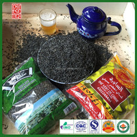 chunmee green tea in 250g plastic bag wholesale with private label