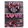 FL3256 Guangzhou 2013 new arrival retro wood grain wallet flip case for ipad mini 2 case with stand