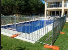 1.2m high pvc coated outdoor temporary dog fence