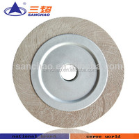 Buffing and Polishing Sand paper Abrasive Flap Wheel
