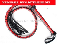 Fetish Braided PU Leather Sex , Bull Whip , Sex Game Spanking Paddle Sex Whip Sex Products For Couples