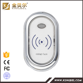 Best selling intelligent ID card sauna locker lock for korea
