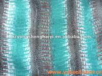 100% Polyester PU Coated Snake Print Fabric