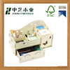 Trade assurance Cosmetic packaging box OEM cosmetic case OEM&ODM Wooden soft Box