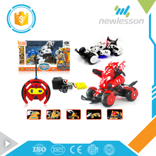 New arrival four channels transformable body rc car speed with good quality