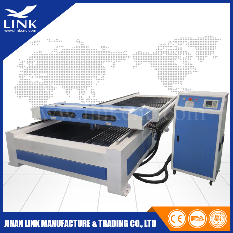 Jinan factory supply sheet metal cnc laser cutting machine/laser metal cutting machine 280w/metal laser cutter