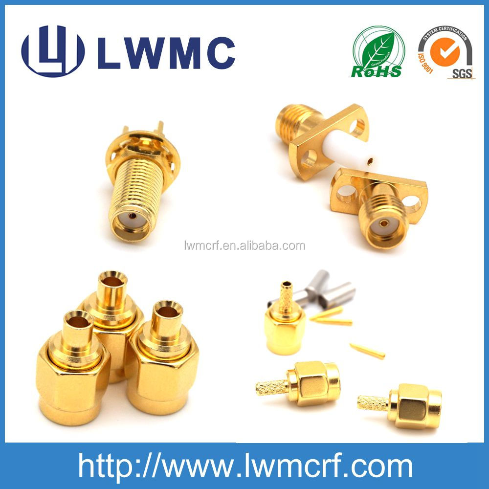 Recommended RF SMA Female SMA Male SMA Connector