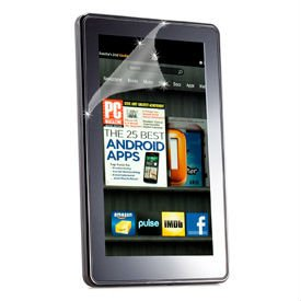 High Quality HD Anti-Glare Anti-Fingerprint screen protector for Amazon Kindle Fire 2