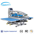YUXUNDA newest released Double location Magnetic Auto Open High Pressure Heat Press Machine