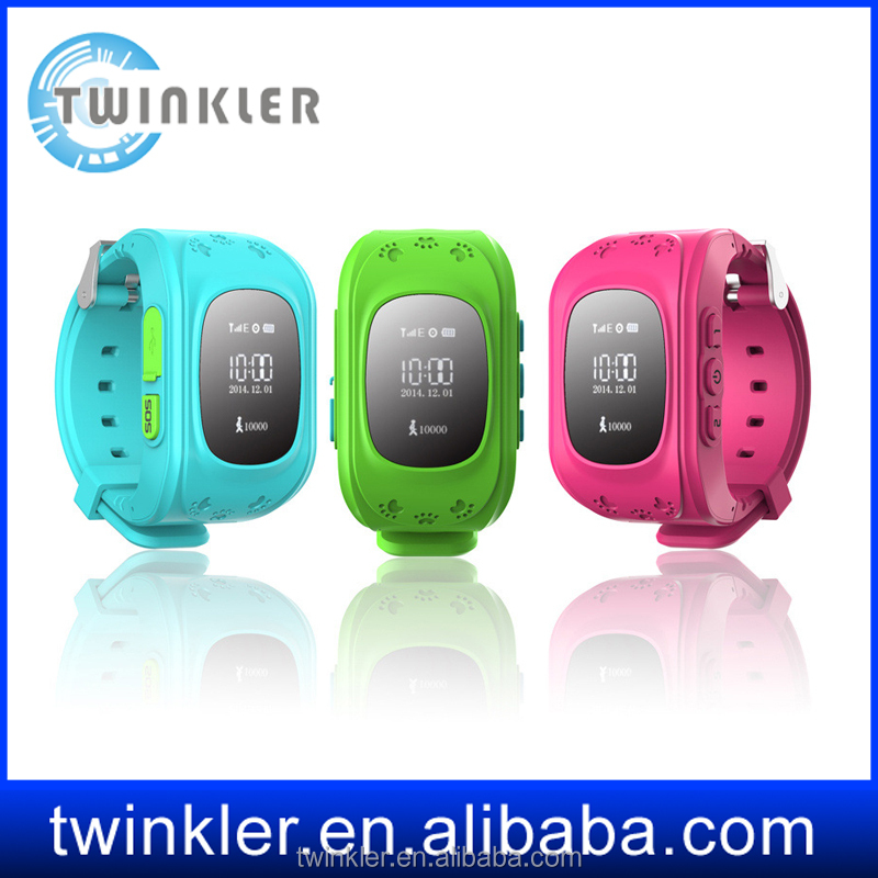 Baby gps tracking watch,wrist watch gps tracking device for kids