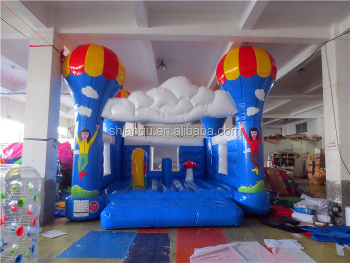 china factory price Bouncing castle inflatable bounce house