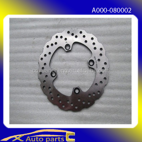 for CF 650NK useful rear brake disc A000-080002, CF moto quad parts for sale