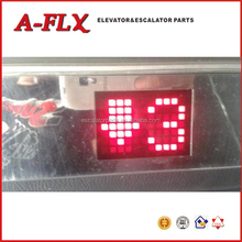 Elevator PCB JY - TR49 - P Display Board For FUJI Elevator Spare Parts