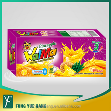 Pineapple 200g/box High Quality Instant Soft Drink Powder