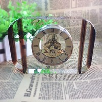 K9 crystal clock crystal table clock