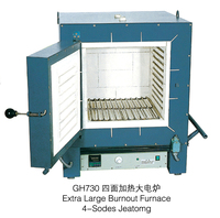 HIGH QUALITY Jewelry 4-Sodes JeatomgExtra Large Burnout Furnace