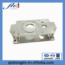 Natural anodized aluminum parts according to customer' drawing