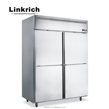 Industrial Design Restaurant Large Capacity Deep Freezer