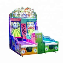 New style bowling coin operated bowling machine simulator lottery game machine for sale