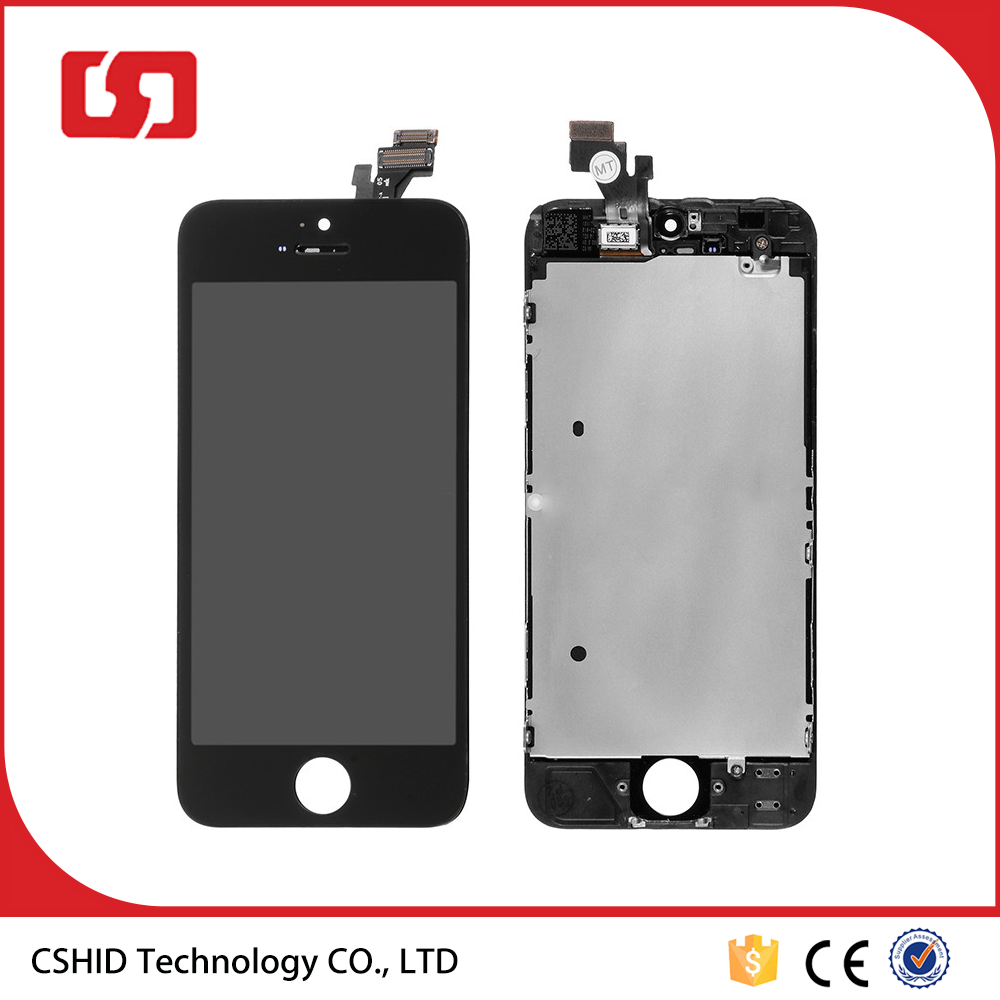 Replacement lcd for iphone 5s lcd screen,for iphone 5s lcd, mobile phones displays for iphone 5s