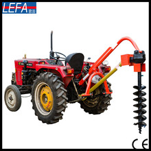 Credible factory supply high efficency Tractor post soil hole digger