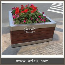 Arlau Large Tree Pots,Flower Pot For Balcony,Tree Planter Wholesale Cheap Tree Planter Nursery Pots
