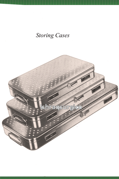 ( Storing Cases) Surgical Instruments 68 69