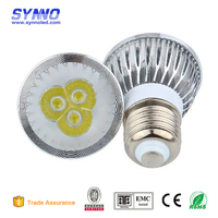 Aluminum Alloy Lamp Body 3w 4w 5w-mr16 LED Light Source led spotlight