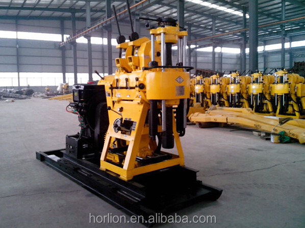 200 meters water bore well used man portable drilling rig for sale