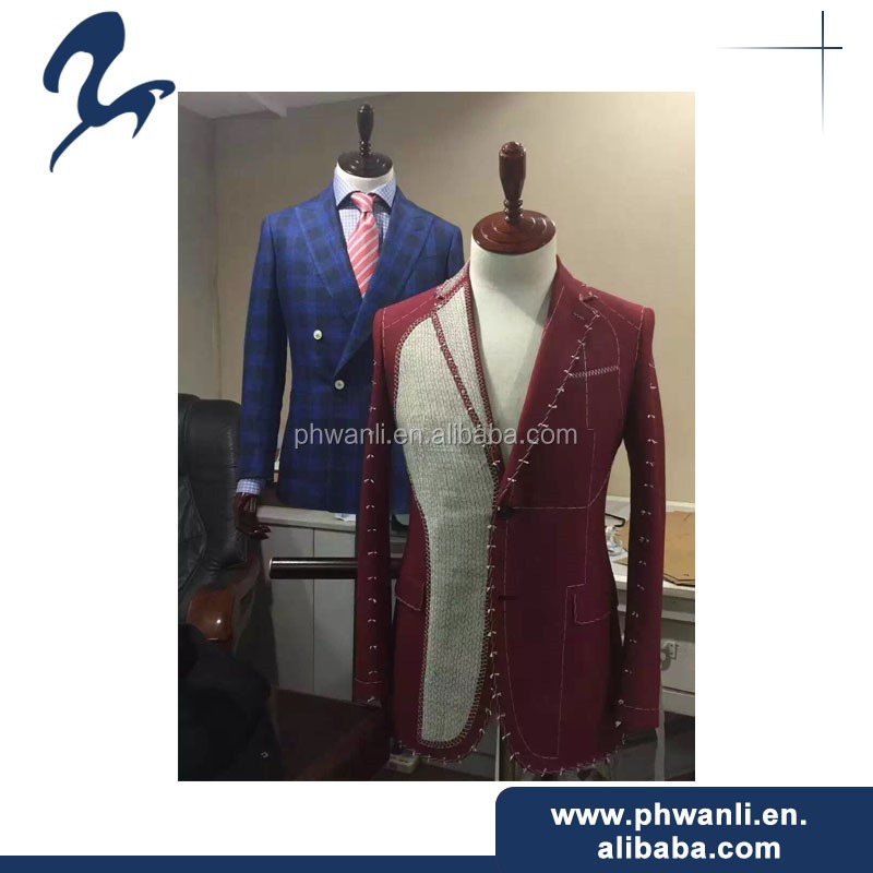 2016 Good quality suit manufactory hand made custom men suit in zhejiang china men suit factory