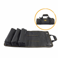 Folding barber kitchen rolling wrench roll tool bag manufacturers