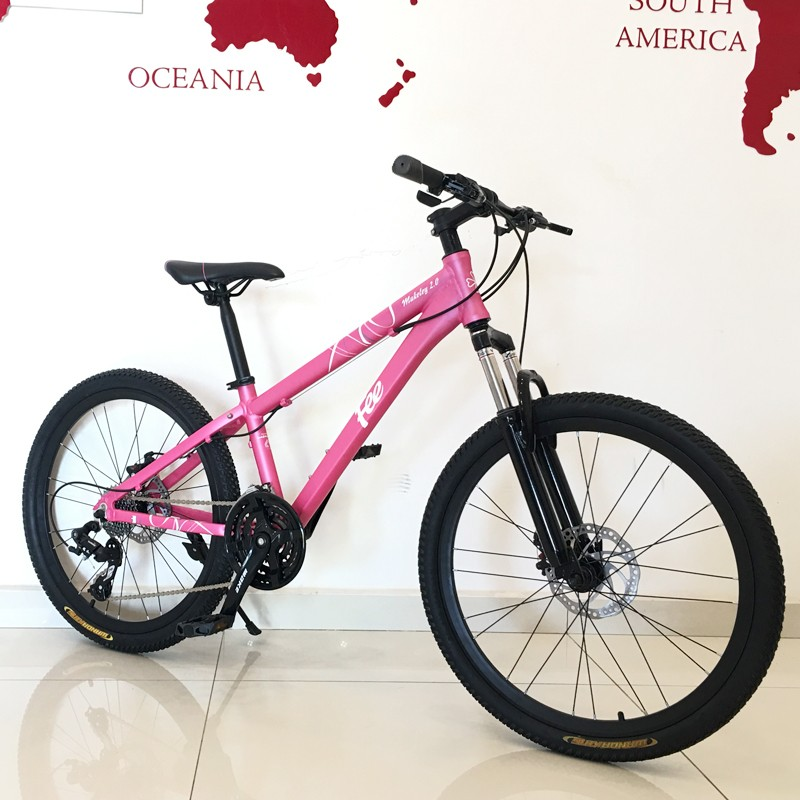 MAKE 24inch 24-speed sport MTB bicycle aluminum alloy mountain bike