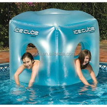 "great fun inflatable Ice Cube Fun Float 49"" Square aviva water toy for sale"