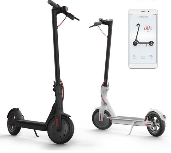 Foldable and 25-30 km Range Per Charge fast xiaomi scooter <strong>electric</strong>