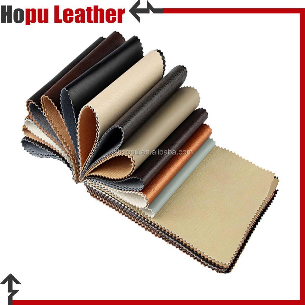colourful pu nonwoven imitation leather for flat shoes leather