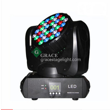 Wholesale led 16x12w rgbw 4in1 double flying moving head beam ...