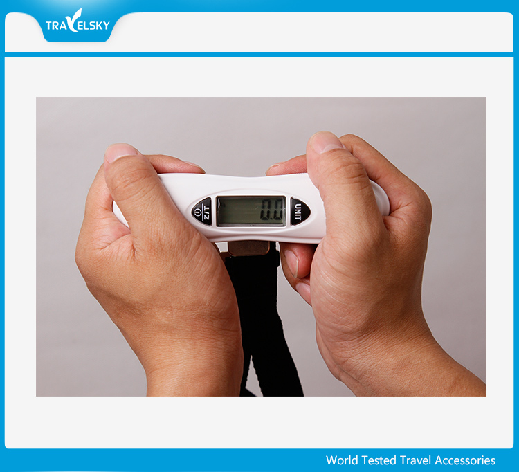 New Handy Protable Travel Electronic Digital Luggage Scale