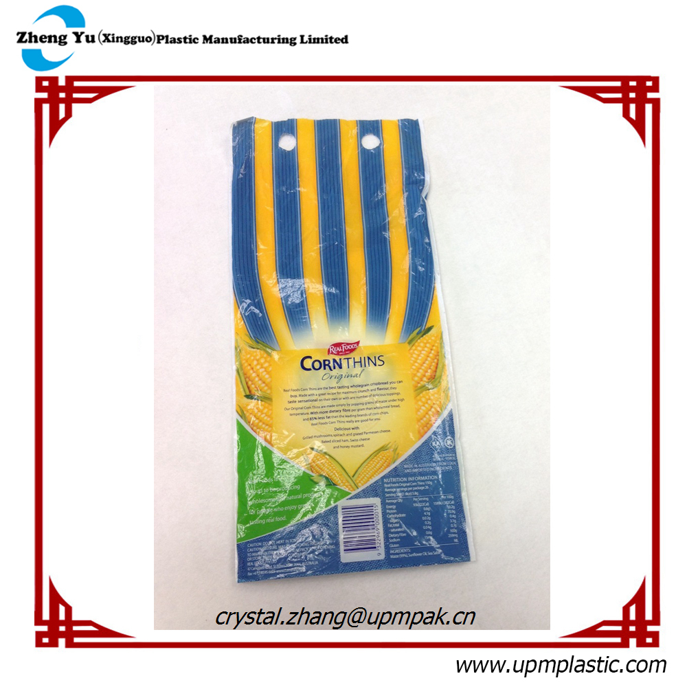 Biodegradable Plastic Bread Wicket Bag