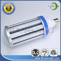 high power Shenzhen factory ul dlc corn led lamp replacement street lights 360 degree E27 E39 compatible corn light bulb