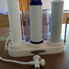 RO Water Purifier /2016gravity water filter remove chlorine fluoride which can be used as table top water dispenser
