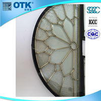 decorative glass wall shelf/decorative glass for kitchen cabinets