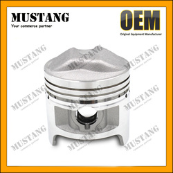 High quality 57MM piston kit for SUZUKI GN125 motorcycle for sale