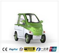 EEC approved right hand drive cars electric
