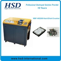 Hard drives and solid state drives Hard Drive Crusher