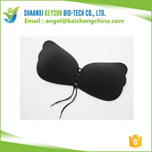 Double Push Up Invisible Clear Silicone Bra KS172
