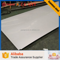 Hairline finish 316 stainless steel sheet