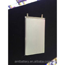 High Quality 3.7V 555352 2000mAh Rechargeable Lithium Ion Polymer Battery for food truck
