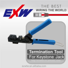 network keystone jack multi function cable cutter keystone jack termination tool